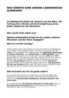 pdf - WIE KÖNNTE EINE ANDERE LEBENSWEISE AUSSEHEN?