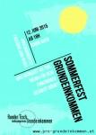 Sommerfest Flyer - Rückseite