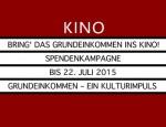 Logo Spendenkampagne Kino