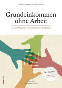 Buch-Cover: Grundeinkommen ohne Arbeit