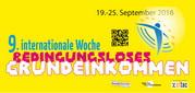 Programm zur 9. Int. WdGE in Österreich