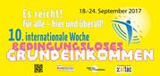 Programm zur 10. Int. WdGE in Österreich