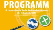 Programm zur 14. Int. WdGE in Österreich